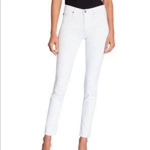 AG cigarette jeans White NWT size 30